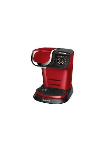 Portionskaffeemaschine, Tassimo, »MY WAY TAS6003 Rot« kaufen
