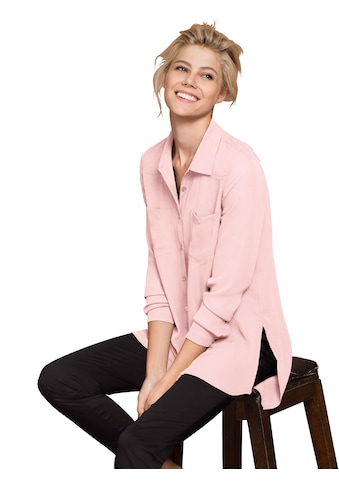 Ambria Longbluse mit Krempelärmel kaufen