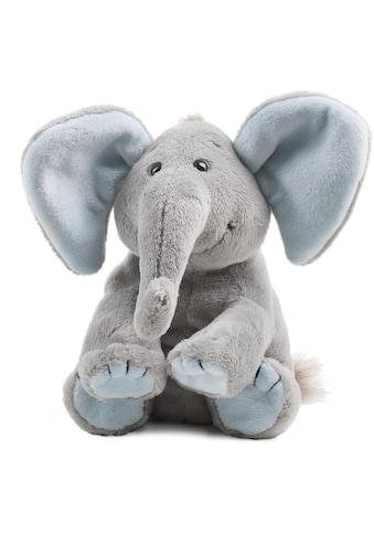 """Schaffer® Kuscheltier """"Elefant Baby Sugar, 19 cm, grau/hellblau"""" kaufen"""