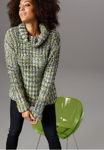 Aniston SELECTED Rollkragenpullover kaufen