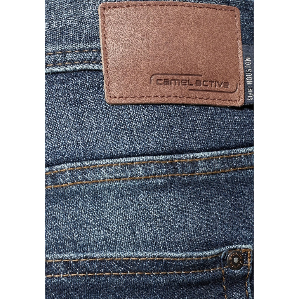 camel active Regular-fit-Jeans »HOUSTON«