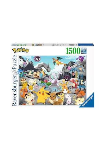 Ravensburger Puzzle »Pokémon Classic« kaufen