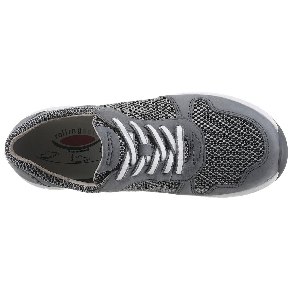 Gabor Rollingsoft Keilsneaker, mit Optifit Wechselfussbett