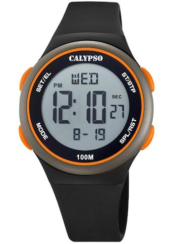 CALYPSO WATCHES Digitaluhr »Color Splash, K5804/3« kaufen