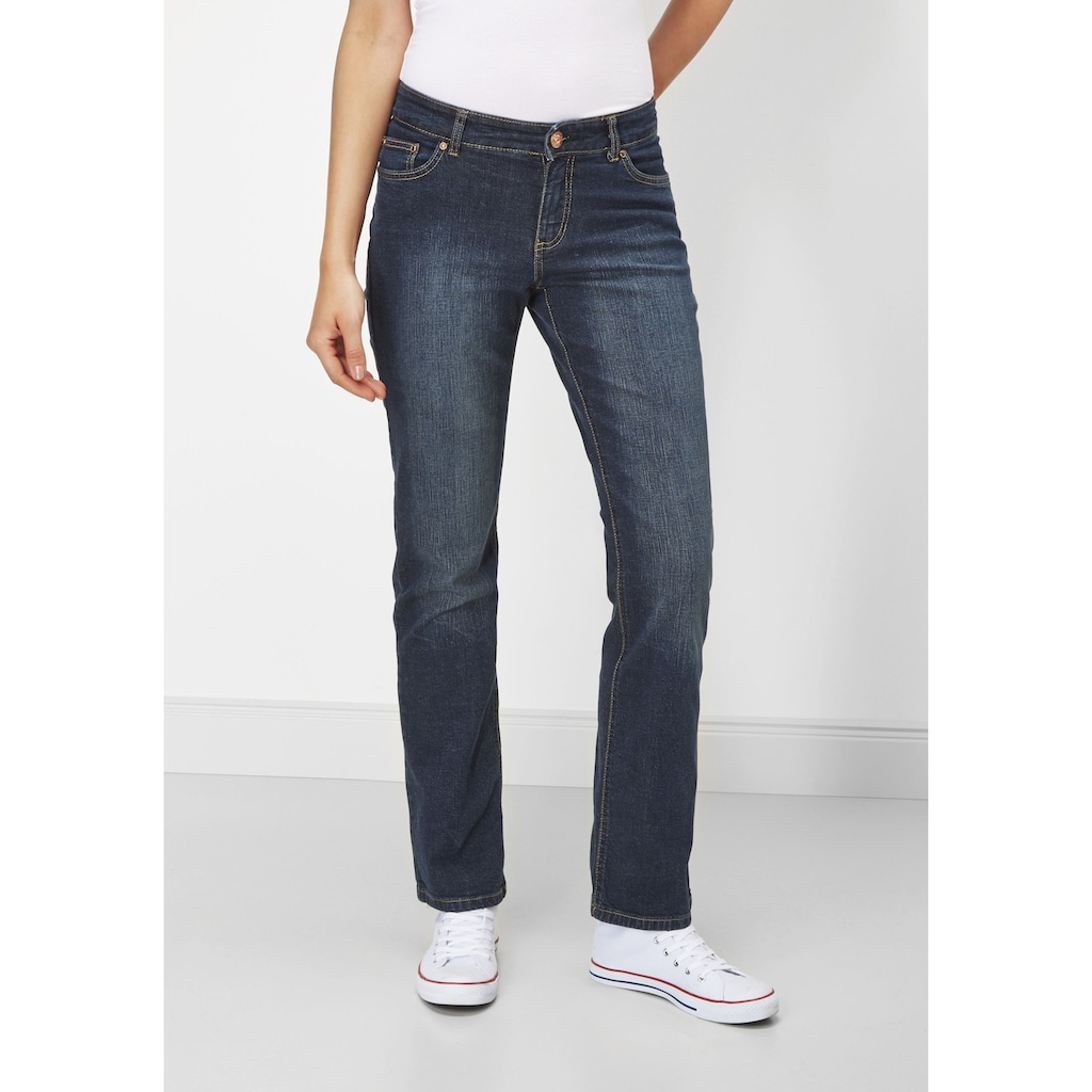 PADDOCK'S 5-Pocket Stretch Jeans »TRACY«