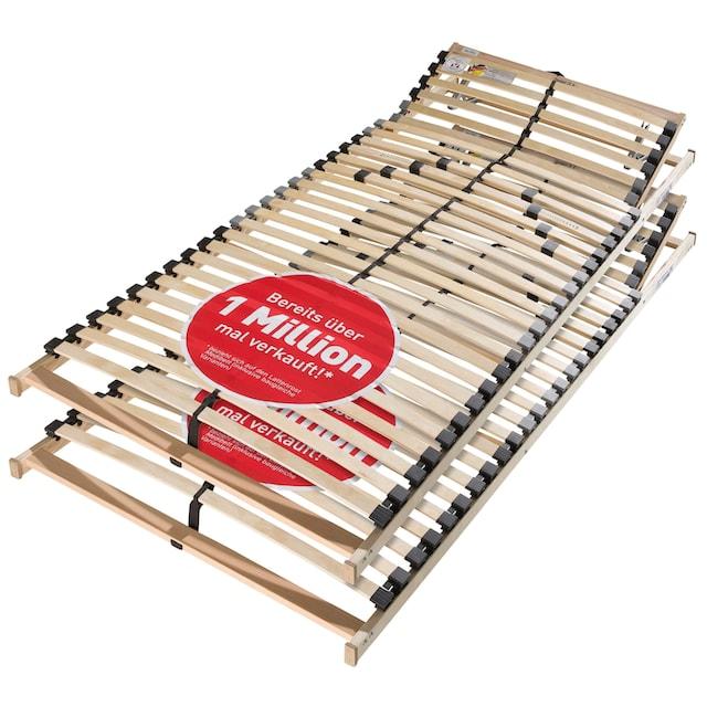 Lattenrost, »Medibett LR-K«, Beco, Kopfteil manuell verstellbar, (Set)