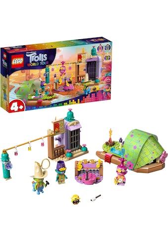 """LEGO® Konstruktionsspielsteine """"Flossabenteuer in Einsamshausen (41253), LEGO® Trolls"""", Kunststoff, (159 - tlg.) kaufen"""