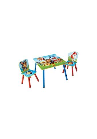 Moose Kindersitzgruppe »moose Kindertisch- und Stuhlset Paw« kaufen