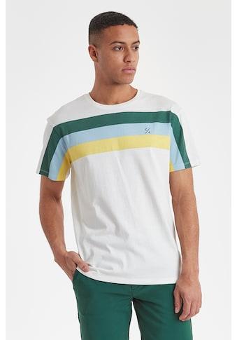 Casual Friday T - Shirt »CFToby mit legeren Streifen« kaufen