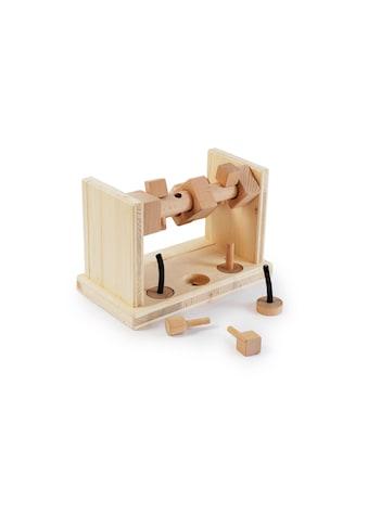 Tier-Intelligenzspielzeug, Holz, Holzart: Buche, FichteHerkunftsland: Schweiz, Südeuropa kaufen