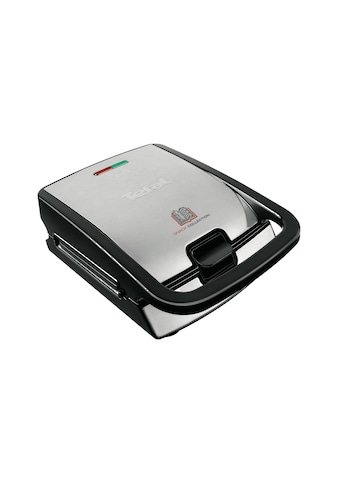 Multifunktionsgrill Snack Collection 700 W, Tefal, »SW852D« kaufen