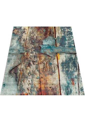 Teppich, »Natura 850«, Paco Home, rechteckig, Höhe 18 mm, maschinell gewebt kaufen