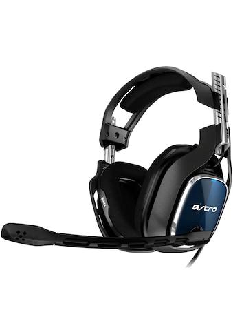 ASTRO Gaming-Headset »A40 TR Headset -NEU- (PS4 & PC)«, Rauschunterdrückung kaufen