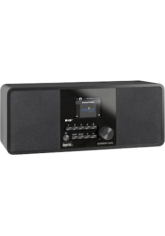Internet Radio, Imperial, »Dabman i200 Schwarz« kaufen