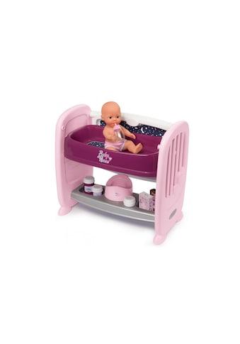 Smoby Puppen Spielcenter »Baby Nurse - Beistellbett« kaufen