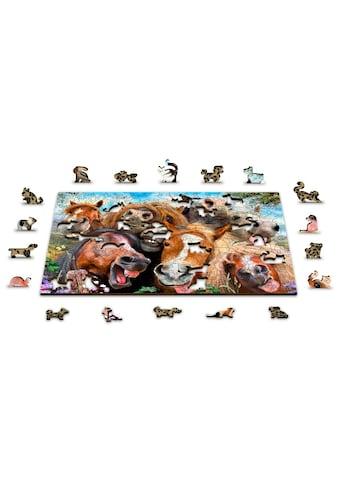 Puzzle »Horsing Aro« kaufen