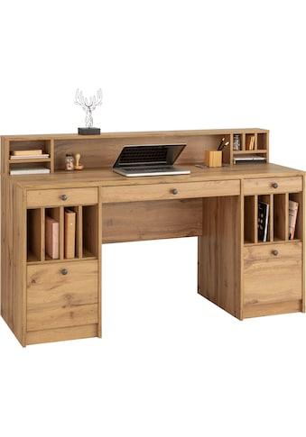 """Places of Style Schreibtisch »Licia«, Schreibtisch """"Licia"""" Grosse Arbeitsplatte mit... kaufen"""