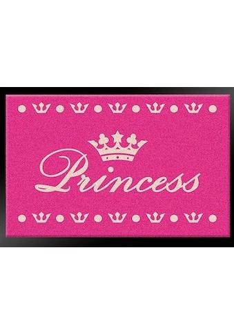 Fussmatte, »Princess«, HANSE Home, rechteckig, Höhe 6 mm, maschinell getuftet kaufen