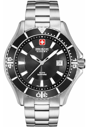 Swiss Military Hanowa Schweizer Uhr »Nautila Gents, 06 - 5296.04.007« kaufen