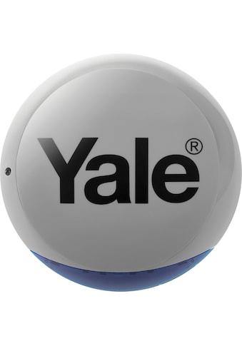 Yale Alarmsirene »Smart Living Aussensirene Sync« kaufen