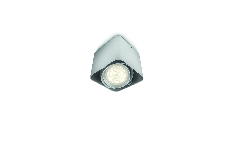 Image of Aufbauspot, Philips, »myLiving Afzelia 53200/48/16«