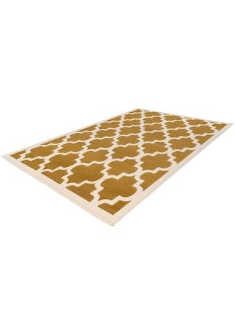 Kayoom Teppich »Manolya 2097«, rechteckig, 10 mm Höhe, Kurzflor, Wohnzimmer kaufen