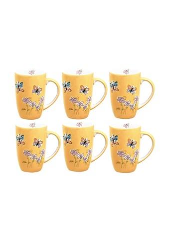 Mila Cappuccinotasse »Schmetterlinge 230« kaufen