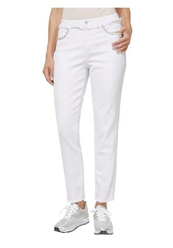 Creation L Jeans in weicher Twill - Qualität kaufen