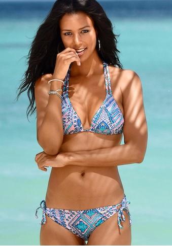 Sunseeker Bikini-Hose »April«, zum Binden kaufen