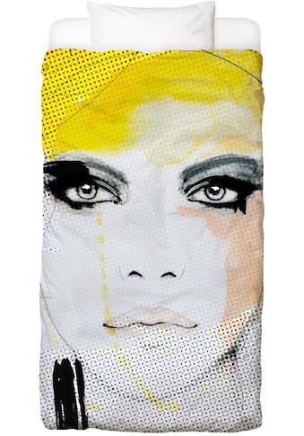 Juniqe Bettwäsche »Ruse«, In vielen weiteren Designs erhältlich kaufen