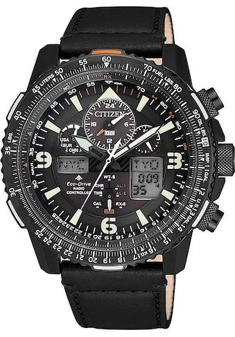 Citizen Funkchronograph »Promaster Eco - Drive Skyhawk, JY8085 - 14H« kaufen