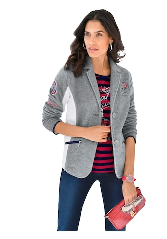 Classic Inspirationen Fleece - Jacke mit Reverskragen kaufen