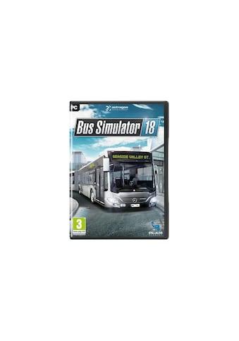 Bus Simulator 18, Astragon kaufen