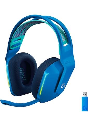 Logitech G Kopfhörer »G733 LIGHTSPEED Wireless RGB Gaming Headset«, Mikrofon abnehmbar kaufen