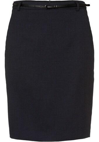 Esprit Collection Bleistiftrock, mit Gürtel kaufen
