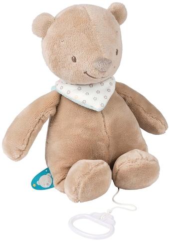 Nattou Spieluhr »Basile der Bär, 28 cm« kaufen
