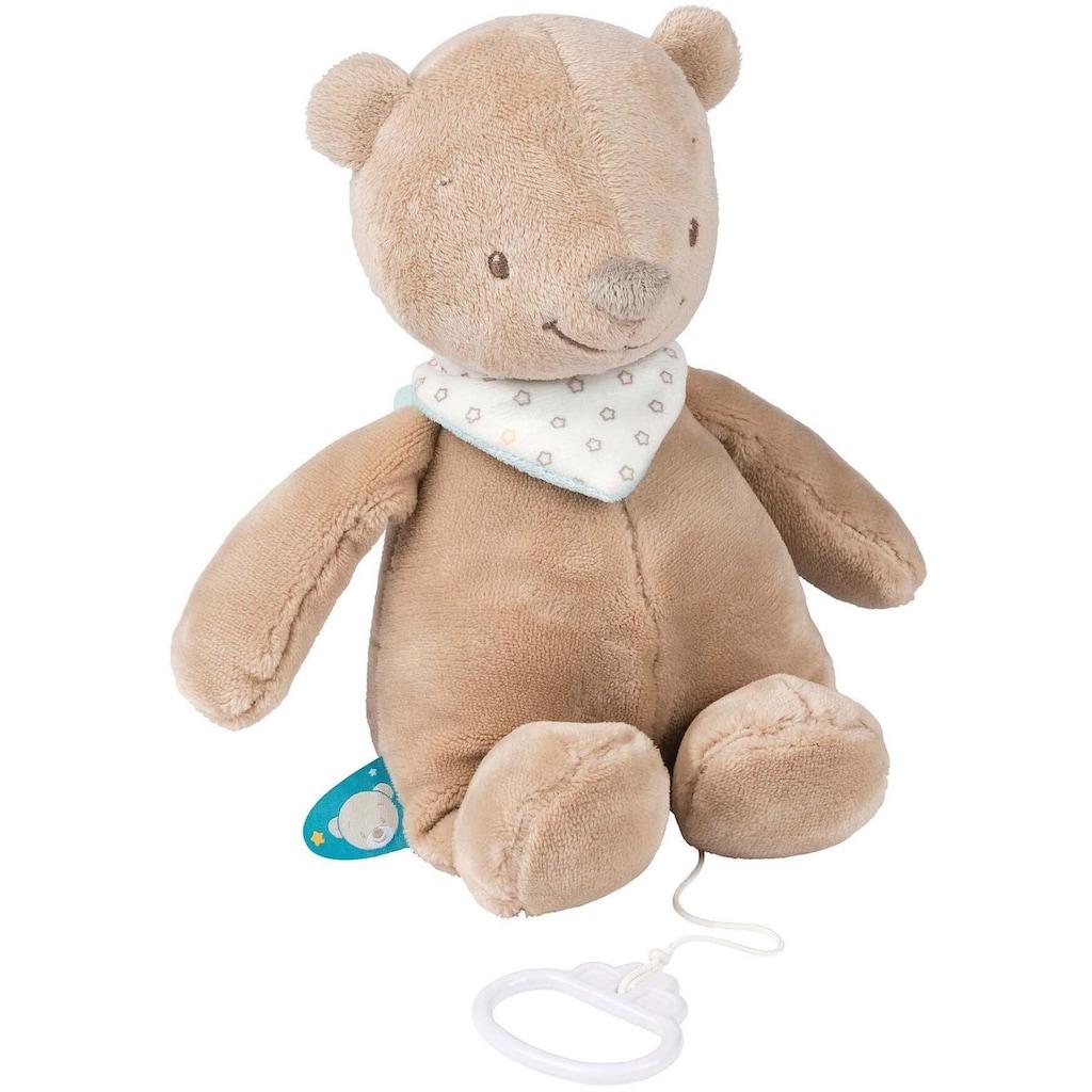 Nattou Spieluhr »Basile der Bär, 28 cm«
