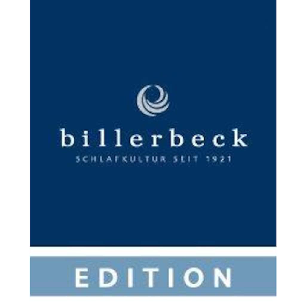 billerbeck Nackenstützkissen »Vita Memory«, Füllung: 100% PU, Visko-Schaumkern, Bezug: 60% Polyester, 40% Baumwolle, (1 St.)