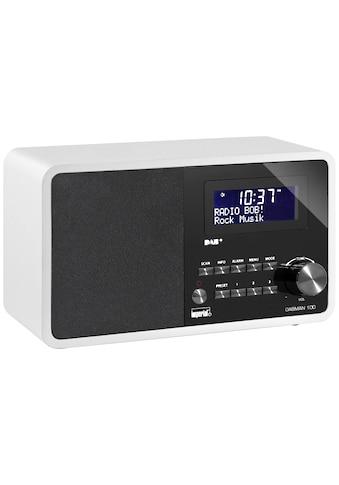 DAB Radio, Imperial, »Dabman 100 Weiss« kaufen