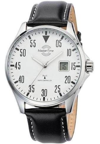 MASTER TIME Funkuhr »MTGA - 10686 - 10L« kaufen