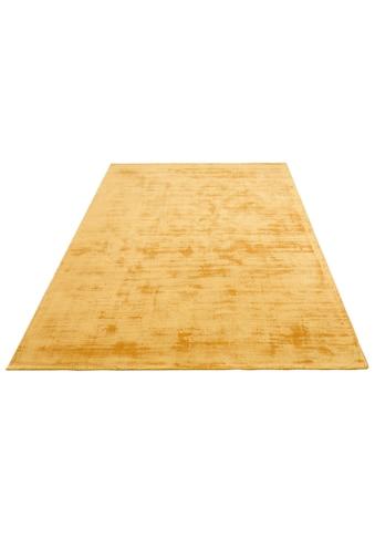 Teppich, »Soley«, Leonique, rechteckig, Höhe 12 mm, handgewebt kaufen