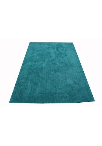 Hochflor - Teppich, »Lucia«, LeGer Home by Lena Gercke, rechteckig, Höhe 30 mm, maschinell getuftet kaufen