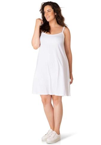 BSIC by Yesta Trägerkleid »Alissa«, Kann solo oder als Unterkleid getragen werden und... kaufen