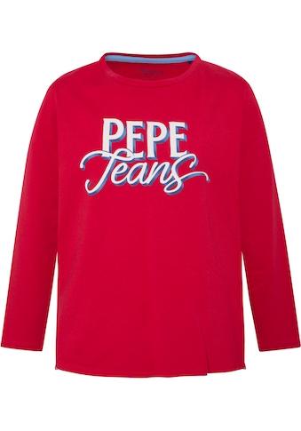 Pepe Jeans Langarmshirt »SERENA« kaufen