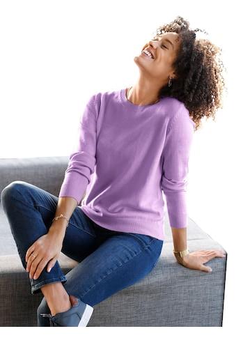 Classic Basics Rundhalspullover »Pullover« kaufen