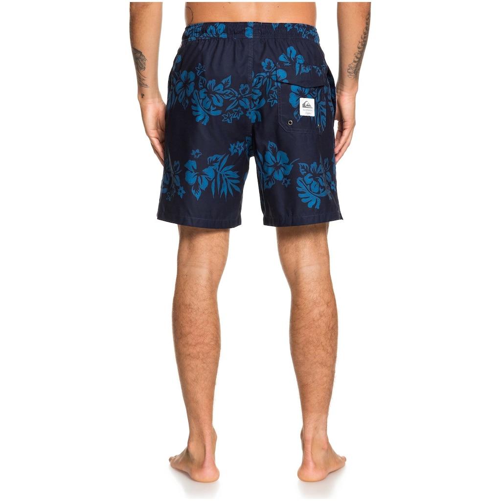 """Quiksilver Boardshorts »Waterman Floral Feelings 18""""«"""