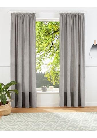 andas Vorhang »Tromso-Cord« kaufen