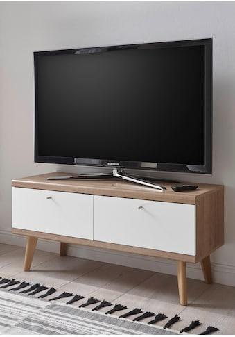 andas Lowboard »Merle«, im skandinavischen Design, Breite 107 cm kaufen
