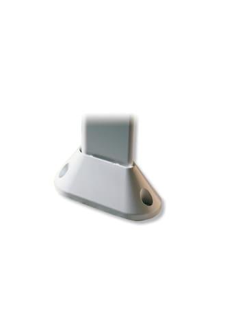 Pfostenfuss, Burgwächter, »Terzo eBoxx Silberfarben« (2 Stck.) kaufen