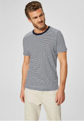 SELECTED HOMME T-Shirt »THE PERFECT STRIPE O-NECK TEE« kaufen
